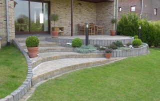 Trap betonklinker - Kortenberg -vvklinkers