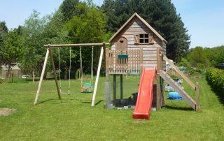 houtconstructie, speeltuig, Betekom