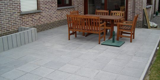 betontegel megategel Tielt-Winge