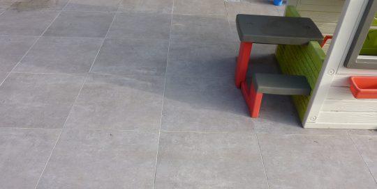 tegelwerken, keramische tegels, imitatie natuursteen, Kessel-lo